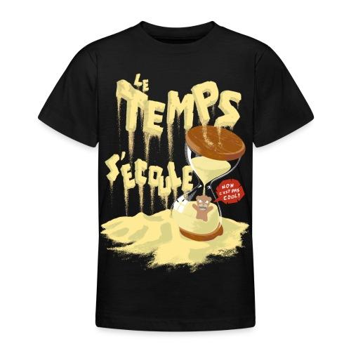 Le Temps C'Est Cool - Teenage T-Shirt