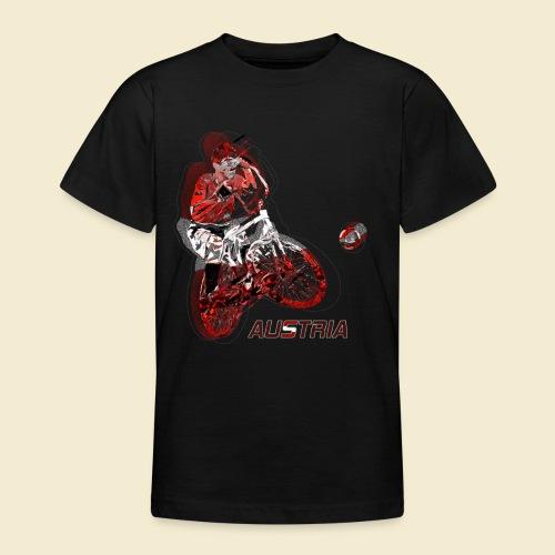 Radball | Austria - Teenager T-Shirt