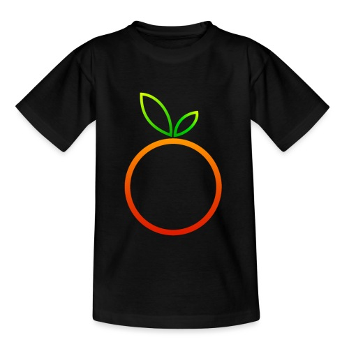 Apfel Apple Pomme Manzana Mela Äpple - Teenager T-Shirt