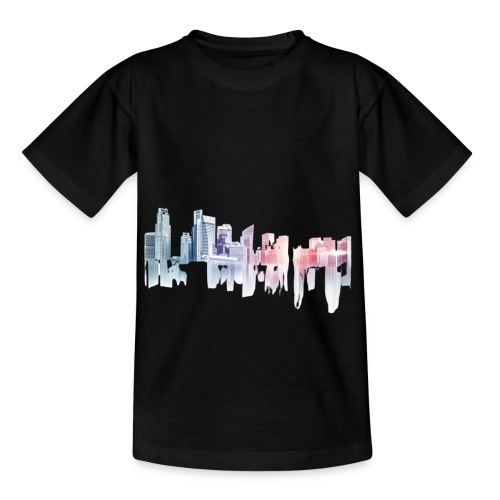 Skyline - Teenager T-Shirt