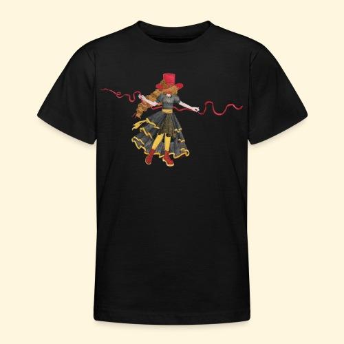 Ladybird - La célèbre uchronaute - T-shirt Ado