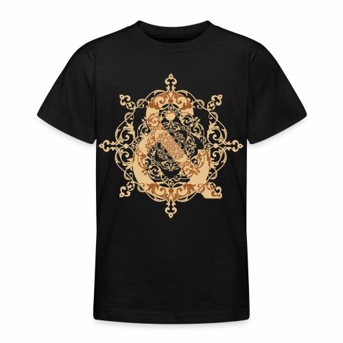 Escudo natural & ... - Camiseta adolescente