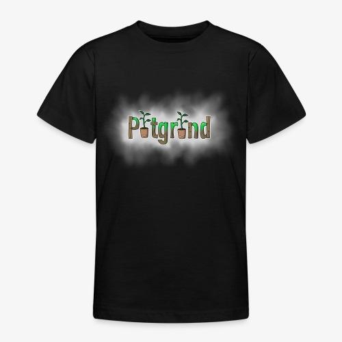 ''Potgrond'' met wolk! - Teenager T-shirt