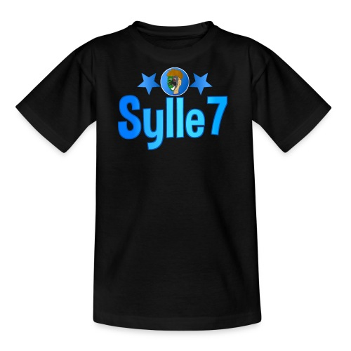 Sylle7 premium design - Teenager-T-shirt