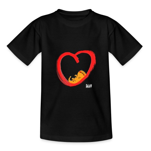 LYD 0003 04 KittyLove - Teenager T-Shirt