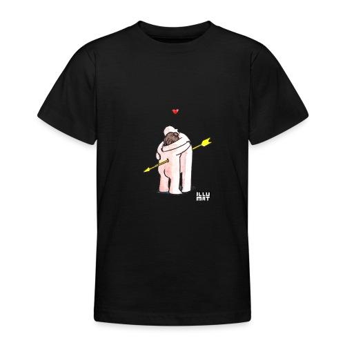 Stef 0001 00 Love - Teenager T-Shirt