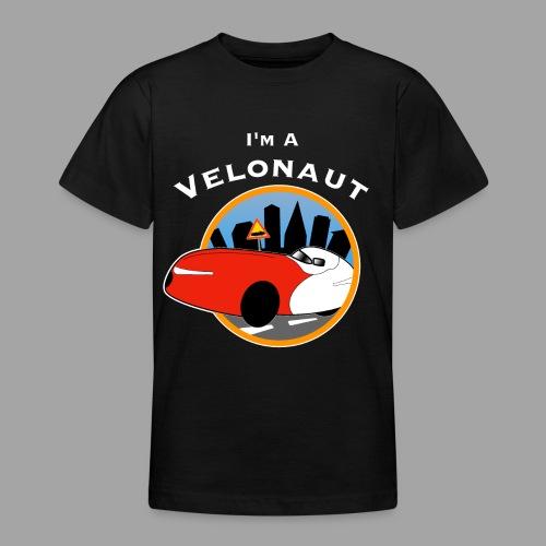 Im a velonaut - Nuorten t-paita
