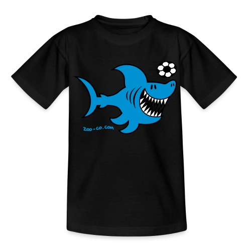 Shark Attacks - Teenage T-Shirt