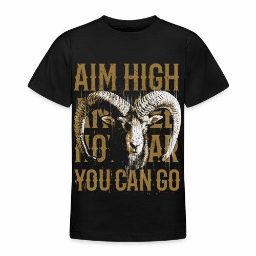 Le coup de bélier - T-shirt Ado