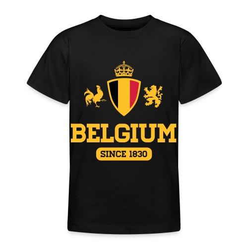depuis 1830 Belgique - Belgium - Belgie - T-shirt Ado