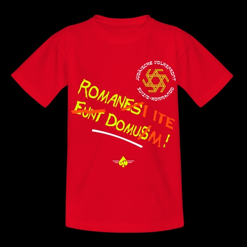 Volksfront (3col) - Teenager T-Shirt