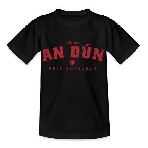 down vintage - Teenage T-Shirt