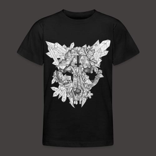 Le Chat de Cristal - T-shirt Ado