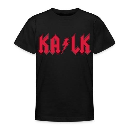 Kalk - Teenager T-Shirt