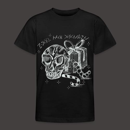 Merry Dark Christmas - T-shirt Ado