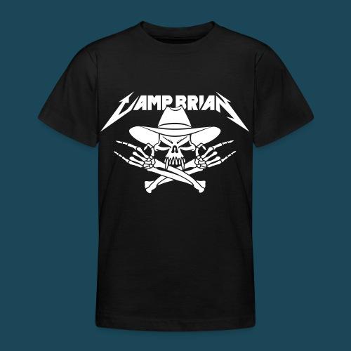 Camp Brian classico vector - Teenage T-Shirt