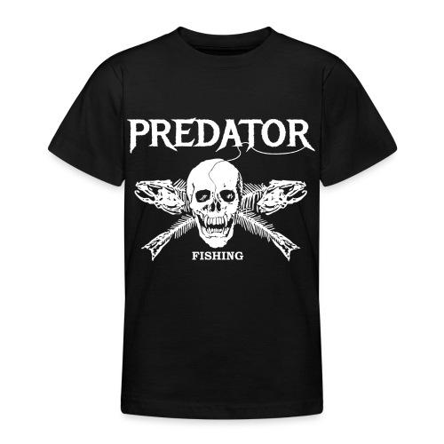 Predator Fishing T-Shirt - Teenager T-Shirt