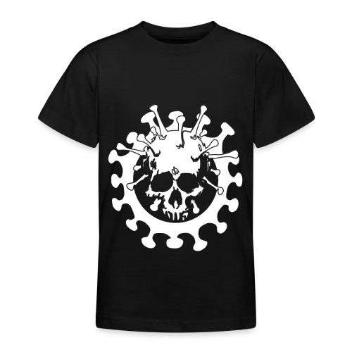 Skull No Corona - Maglietta per ragazzi