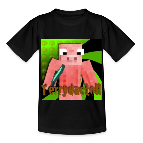 Profile Picture png - Teenage T-Shirt
