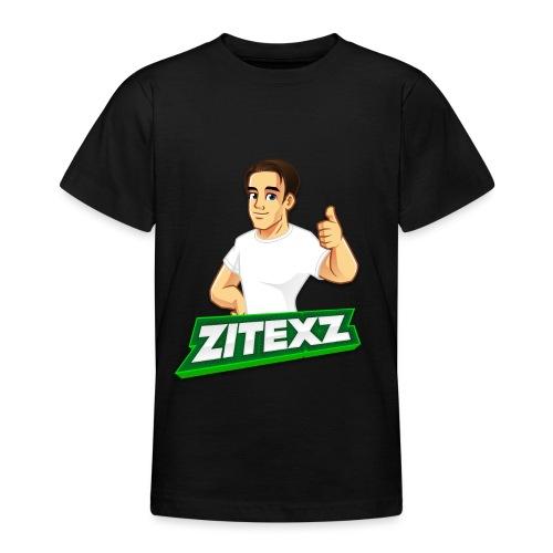 ZitexZ Logo - Teenager-T-shirt