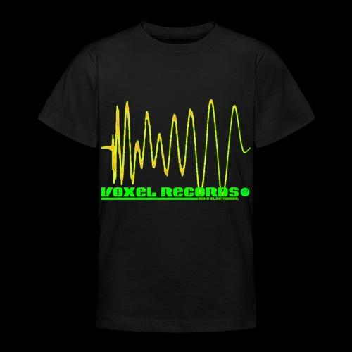Boom 909 Drum Wave - Teenage T-Shirt