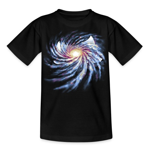 Livre de L'Espace-Temps - Teenage T-Shirt