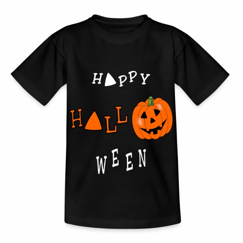 Happy Halloween - Teenage T-Shirt