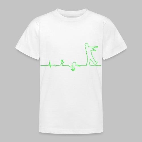 Zombie - Teenage T-Shirt