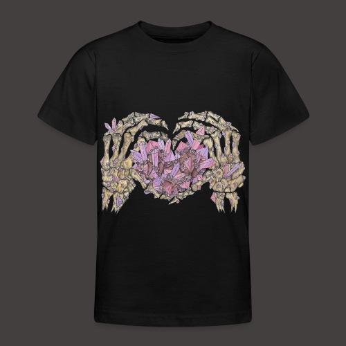 L amour Cristallin couleur - T-shirt Ado