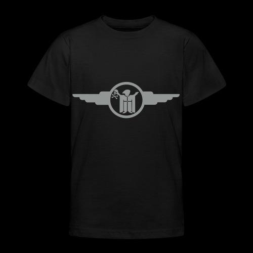 resi und der totenkopf - Teenager T-Shirt