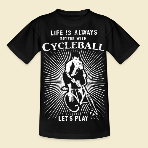 Radball | Always - Teenager T-Shirt