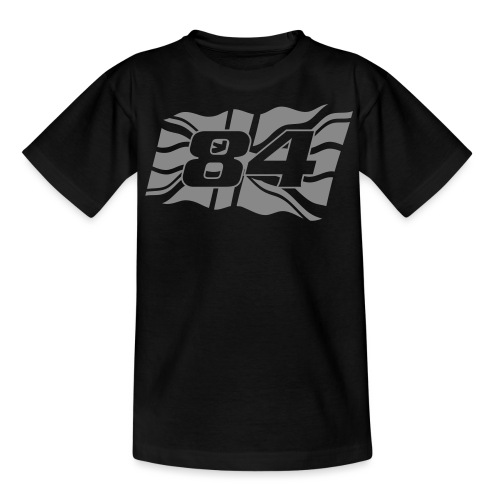 flag84summerfieldtrucksport - Teenage T-Shirt