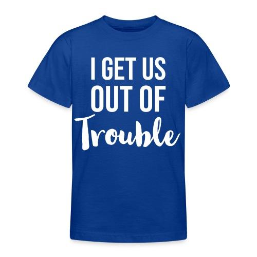 Poltern,Freunde,Jungesellen,Hochzeit,Party,Trend - Teenager T-Shirt