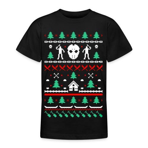 Ugly Friday 13th Crystal Lake - T-shirt Ado