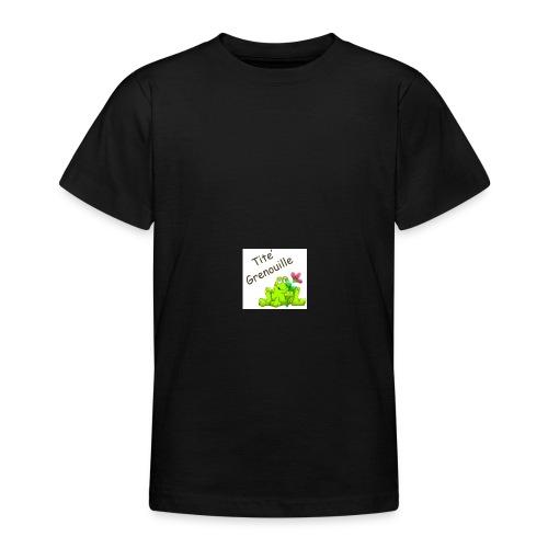 titgrenouille - T-shirt Ado