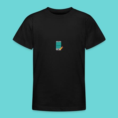 phone merch - Teenage T-Shirt