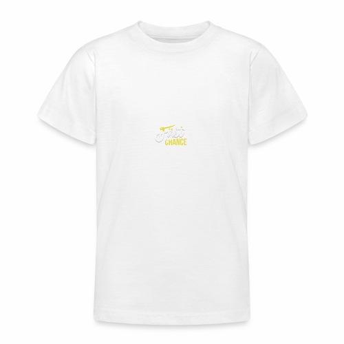 Logo Album First Chance - T-shirt Ado