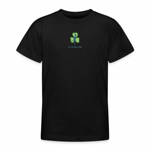 Rose Irish Dance School logo - Teenager T-shirt