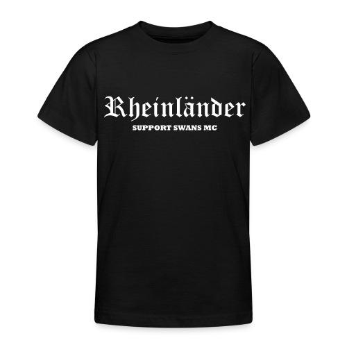rheinlaender swans - Teenager T-Shirt