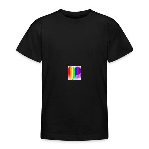 RainbowLove - Teenage T-Shirt