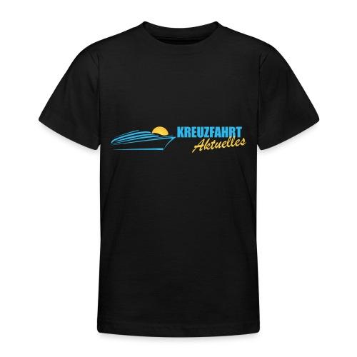 Kreuzfahrt Aktuelles - Teenager T-Shirt