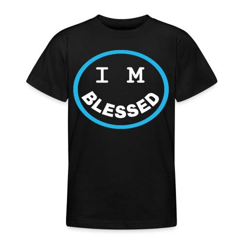IM BLESSED - T-shirt Ado
