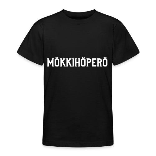 mokkihopero - Nuorten t-paita
