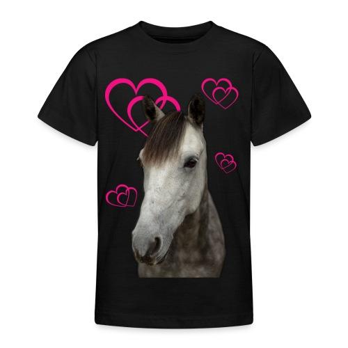 Hästälskare (Pilot) - T-shirt tonåring