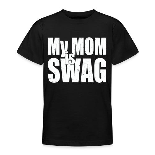 Swag White - Teenager T-shirt