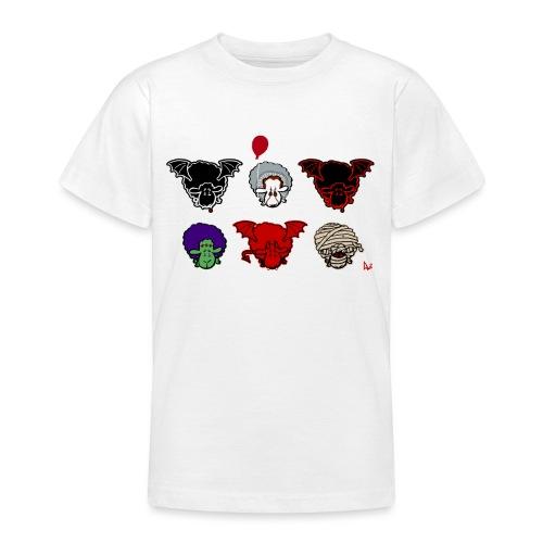 Sheepers Creepers - Teenage T-Shirt