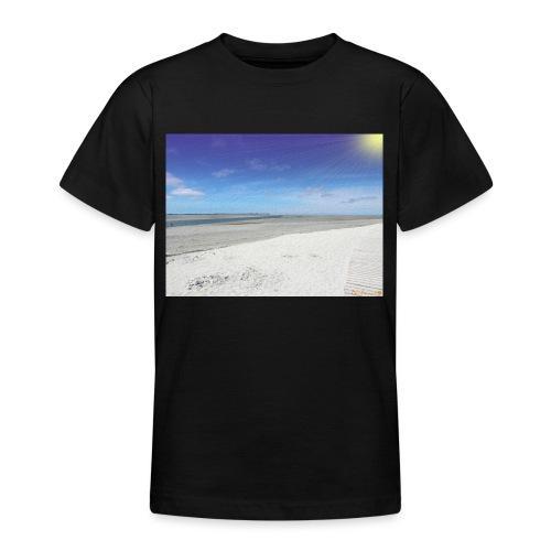 The Beach- La plage - T-shirt Ado