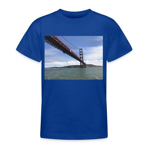 Golden Bro - Teenager-T-shirt