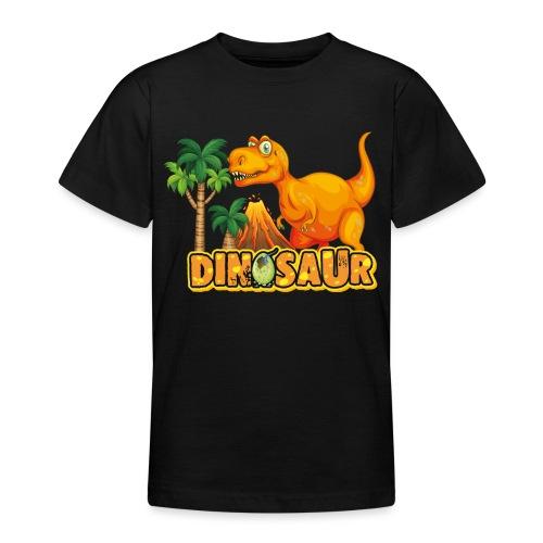 My Friend Dino - Camiseta adolescente