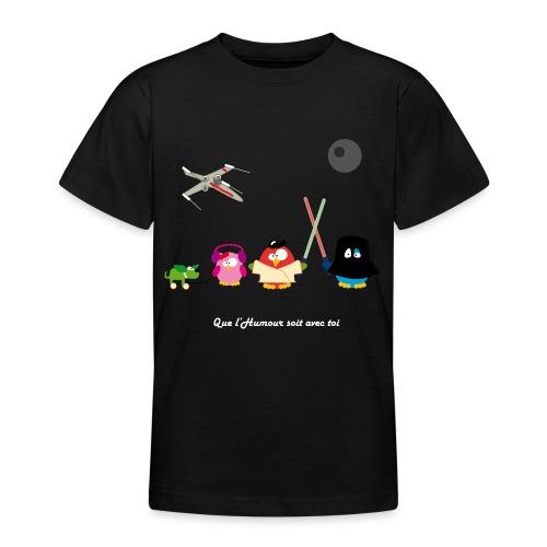 Star Ouarz - T-shirt Ado